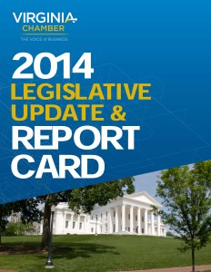 2014 Legislative Report Card